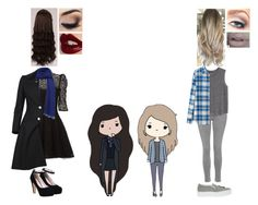 """""""Chibi Inspired Outfits #4"""" by nikkie-fen ❤ liked on Polyvore"""