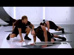 Bob Harper Totally Ripped Core 49 min - YouTube..would just watching this help??lol I need to start somewhere