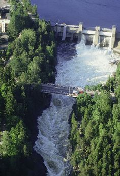 Imatrankoski by goSaimaa - Lappeenranta & Imatra region, via Flickr