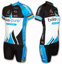 Bike Pure Cycling Kit Decca