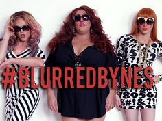 Blurred Bynes by DWV (Detox, Willam & Vicky Vox) amazing!!!