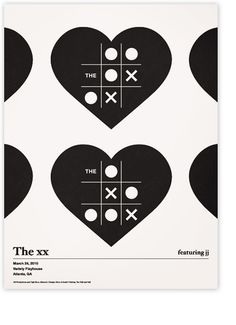 Voici une sélection de quelques posters réalisés par le graphique designer Alvin Diec. Basé à Atlanta, il a déjà travaillé pour The National, The XX, Wilco, Bon Iver, St. Vincent ou encore les Fleet Foxes. Ses affiches ont en commun une touche rétro assez intéressante, qui correspondant souvent au genre musical des artistes avec lesquels il collabore.