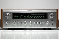 Sony STR 7035 Stereo Receiver (1974) All Rights Reserved