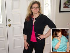 Find out how Ann Davis lost 130 pounds! #weightloss #diet #fitness #health
