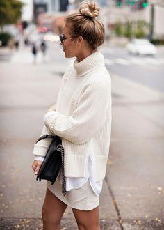 Les Brèves - Tendances de Mode Pull Helmut Lang-blog Happily grey