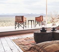 "Namibia, Traveling,Tourismus Reiseideen: ""Release the old and welcome the new.✨ Our home in Namibia will open its doors in December for two separate immersive adventures into the…"" Outdoor Furniture Sets, Outdoor Decor, Separate, Places To Go, December, Traveling, Old Things, Patio, Doors"