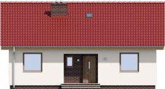 DOM.PL™ - Projekt domu ARD Rumianek 1 paliwo stałe CE - DOM RD1-70 - gotowy koszt budowy Outdoor Decor, Home Decor, Houses, Projects, Decoration Home, Room Decor, Home Interior Design, Home Decoration, Interior Design