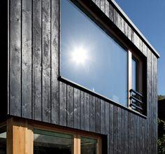 Winner 2014  Satinwood  Carbonised Wood for the Interior and Exterior  Manufacturer Arge Seidenholz, Josef Landauf / Schuberth und Schuberth, Austria www...