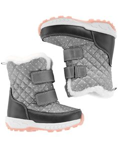 54 Best kids snow boots images  a01810a05ba1