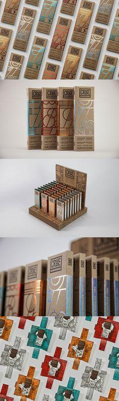 CRUDE — Raw Chocolate by Happycentro Design