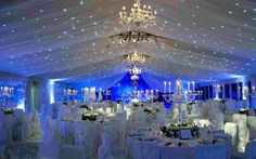 swing era inspired wedding reception | Photos of the Quinceanera Winter Wonderland for Magnificent Theme