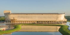 Is Noah's Ark Theme Park Taking on Water? - Breaking Israel News | Latest News. Biblical Perspective.