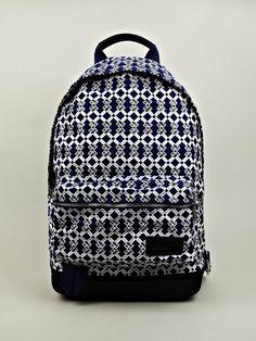 Eastpak x Kris Van Assche a w 2012 backpack Modern Outfits 452992e2ecb30
