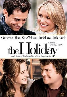 the Holiday! Love this movie...Want the cottage!