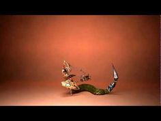 Naga Boss. Game animation. - YouTube