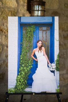 Rustic Chic Bride, bridal canvas by Cory Ryan Photography www.coryryan.com