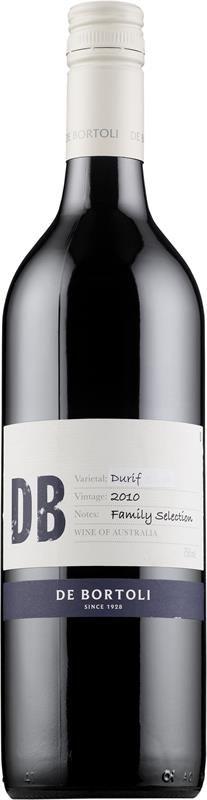 DB Durif täyteläinen punaviini Australiasta 90/100 9,95 e
