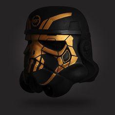 stormtrooper helmet art - Google Search