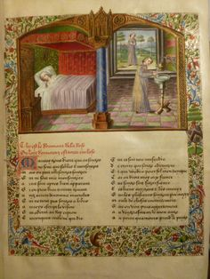 Roman de la Rose, MS G.32, fol. 1r - Images from Medieval and Renaissance Manuscripts - The Morgan Library & Museum