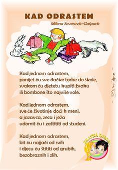 Slajd1 - hrpa pjesmica za djecu, raznih autora - grafički oblikovane