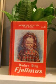 Fjellmus av Barbra Ring. 1949. 120 sider. Cover, Rings, Books, Art, Art Background, Libros, Ring, Book, Kunst