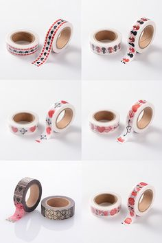 #PandaHall #JewelryFindings----#Love Theme #DIYScrapbook, Decorative #AdhesiveTapes for #Valentine's Day PandaHall Beads App Privilege: 1% OFF for all products. download here>>>goo.gl/RAEuuP Free Coupons: PHENPIN5 (Save $5 for $70+) PHENPIN7(Save $7 for $100+)