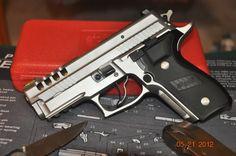 Sig Sauer P229 Platinum Elite 9mm photo: Sig Sauer P229 This photo was uploaded by dondavis3