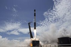 A rocket launched from New Zealand on Sunday successfully reached orbit carrying small commercial satellites.California-based company Rocket Lab said its Electron rocket, which carries only a small payload of about 150 kilograms pounds),. Elon Musk, Ciel Nocturne, Spacex Launch, Rocket Launch, X Wing, Spacecraft, New Technology, New Zealand, Commercial