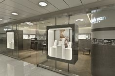 Dinh Van jewellery boutique by Stefano Tordiglione Design, Hong Kong store design