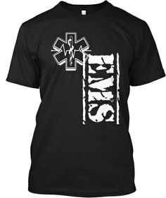 Limited-edition EMS Star of Life Tee | Teespring