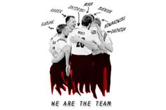 "lovevolleyball211: "" Dream Team  "" jakie piękne"