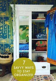 Savvy Ways to Get (and stay) Organized   eBay