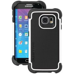 Neither is Tough Jacket. This Samsung Galaxy S 6 Edge Tough Jacket Case in black from Ballistic Case Co. Samsung Accessories, Cell Phone Accessories, Phone Jokes, Future Gadgets, Best Mobile Phone, Electronic Gifts, Shopping Sites, Online Shopping, Products