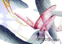 성신여대 합격 재현작 [잠자리/날개/일산미술학원/미대입시/피오디오/수시/기초디자인/기디] Korean Art, Moonlight, Abstract, Drawings, Dragon Flies, Artwork, Design, Summary, Dragonflies