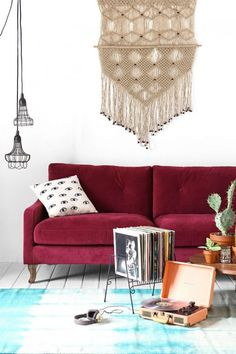 Decorate the room with Color