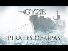 DAY ON A SCREEN: GYZE - PIRATES OF UPAS (lyric video)