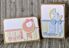 Crafting ideas from Sizzix UK: Baby Love!