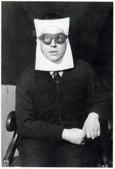 André Breton by Man Ray, 1924