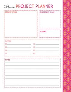 200 Printable Planner Pages