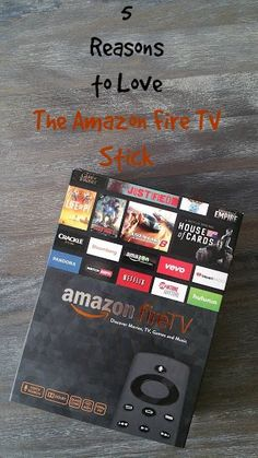 5 Reasons to Love The Amazon Fire TV Stick - The Best of Life Magazine