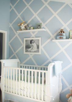 Wunderbar Charming Baby Boy Nursery Ideas Modern For Contemporary Gallery Design  Ideas Kinderzimmer Wand, Kinderzimmer Streichen
