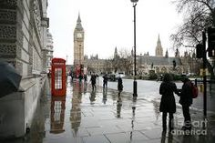 Image result for london rainy day