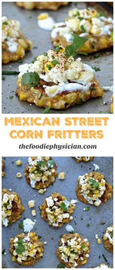 These wholesome, nutritious corn fritters are the perfect snack any time of the day!