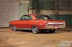 1966 Nova #ClassicCars #CTins #Chevy