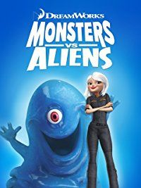 Monsters vs Aliens TV Series) Sequel to B.'s Big Break Short) Monsters vs Aliens Monsters vs Aliens: Mutant Pumpkins from Outer Space TV Special) Monsters vs Aliens: Night of the Living Carrots Short) Paul Rudd, All Movies, Movies To Watch, Movies Online, Movie Tv, Family Movies, Reese Witherspoon, Will Arnett, Hugh Laurie