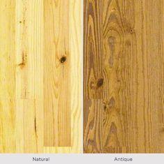 Rustic Pine Flooring At Endwell Rug Company
