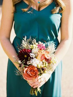 Deborah + Bryan: Wedding — Rosemary & Finch Floral Design ...