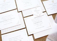 Oh So Beautiful Paper: Constance + Fahri's Elegant Wedding Dinner