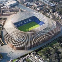 Herzog & de Meuron reveals latest plans for Chelsea football stadium redesign