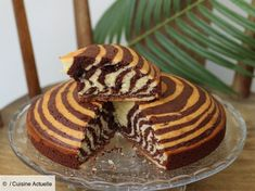 Ce gâteau est parfait pour le goûter des enfants! Cake Zebré, Parfait, Somoa Cake, Cake Boss Recipes, Birthday Cakes For Teens, Teen Birthday, Mantecaditos, Easy Cake Decorating, Specialty Cakes